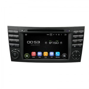 2002-2008 BENZ W211 Car Media Player (4)KD-7001